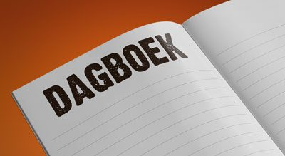 Dagboek – September 2018